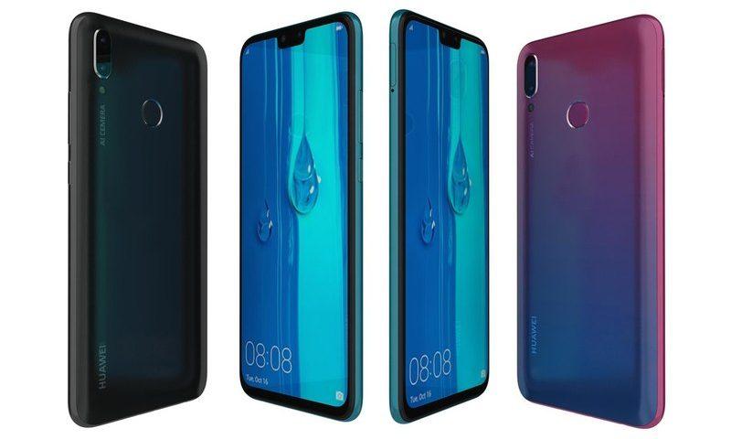 Полный обзор смартфона Huawei Y9 2019 года