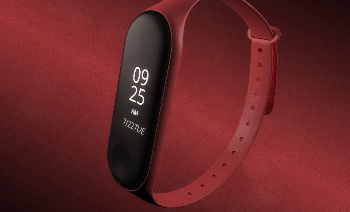 Фитнес-браслет от Xiaomi