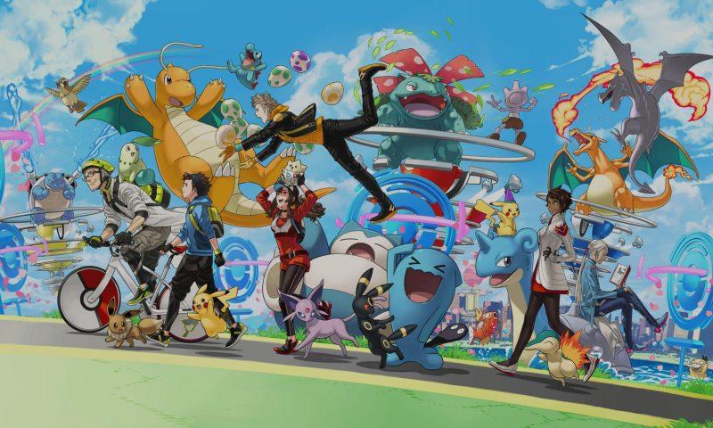 Тест: узнайте, кто вы из игры Pokemon Go