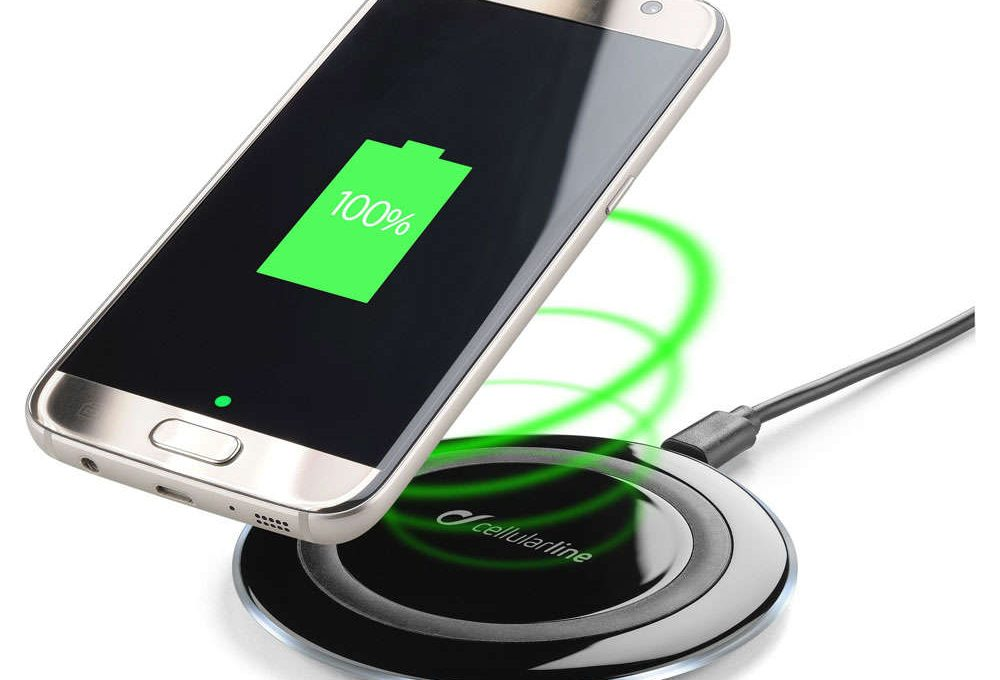 Беспроводная зарядка телефона