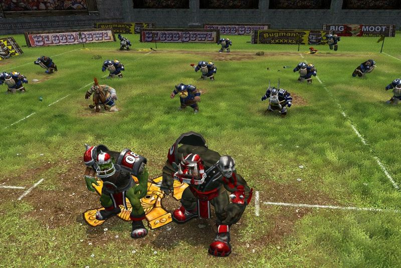 Релиз Blood Bowl 3 планируется на 2020 год