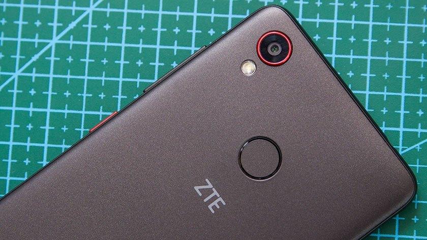 Камера смартфона ZTE Blade A7