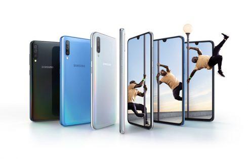 Samsung готовит новинку с 64-Мп камерой