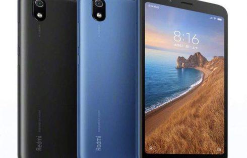 Xiaomi Redmi 7A скоро поступит в продажу