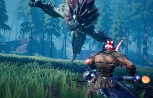 Проект Dauntless насчитывает более 4 миллионов геймеров