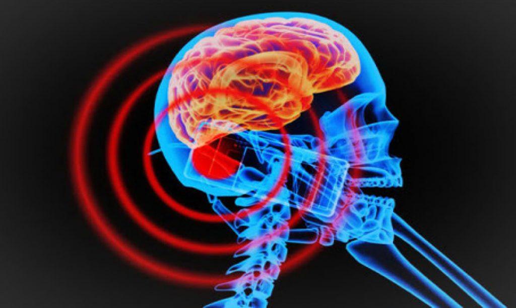 Действие смартфона на мозг
