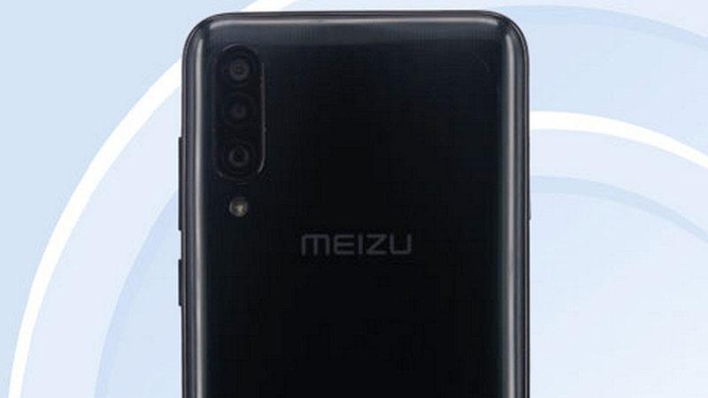 Появилась информация о характеристиках Meizu 16Xs