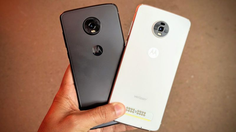 Motorola заявила официально, что не будет работать над Moto Z4 Force или Moto Z4 Play