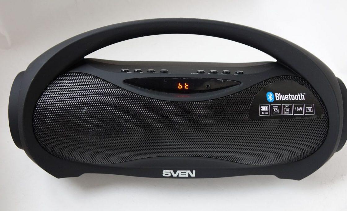 Портативная колонка SVEN PS-420