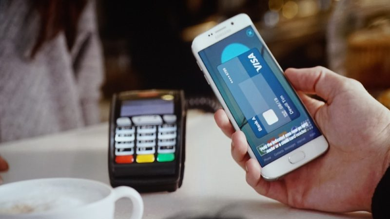 На каких смартфонах поддерживается Samsung Pay