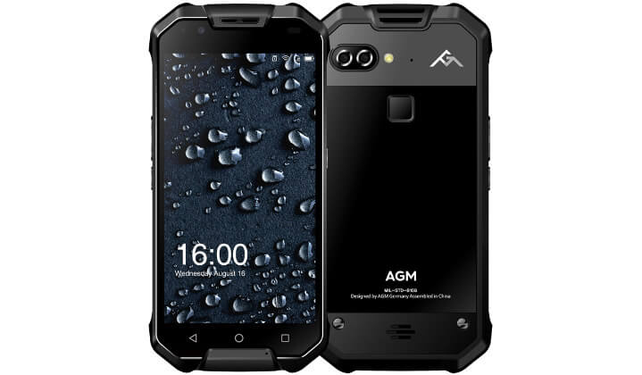 Телефон AGM X2 64GB
