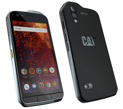 Телефон Caterpillar S61
