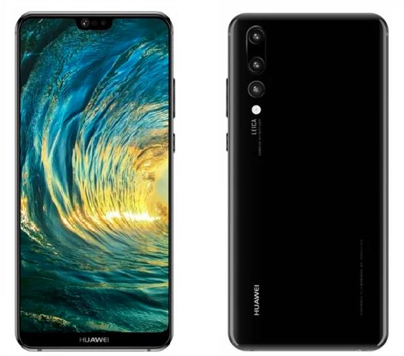 Смартфон Huawei P20 (Pro)