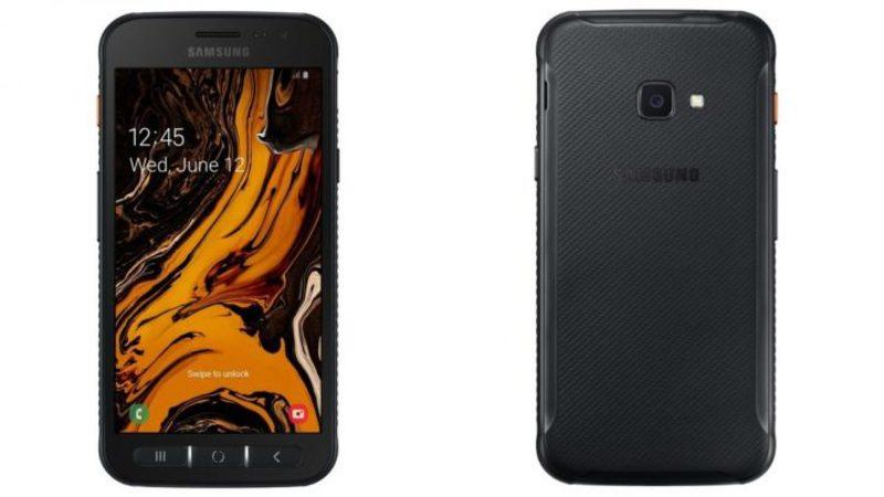 Samsung анонсировала защищённый смартфон Xcover 4s