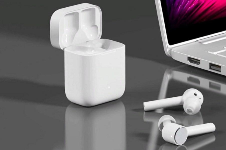 Беспроводная Bluetooth-гарнитура Xiaomi Airdots Pro