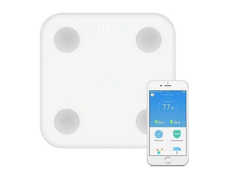 Умные весы Xiaomi Mi Body Compositio