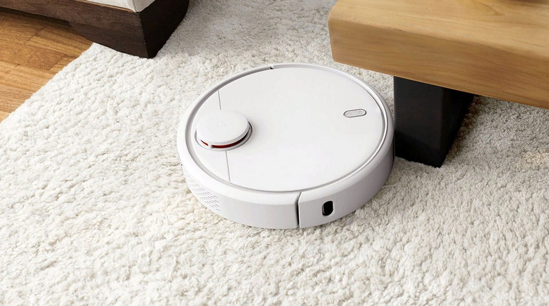 Робот-пылесос Xiaomi Robot Vacuum