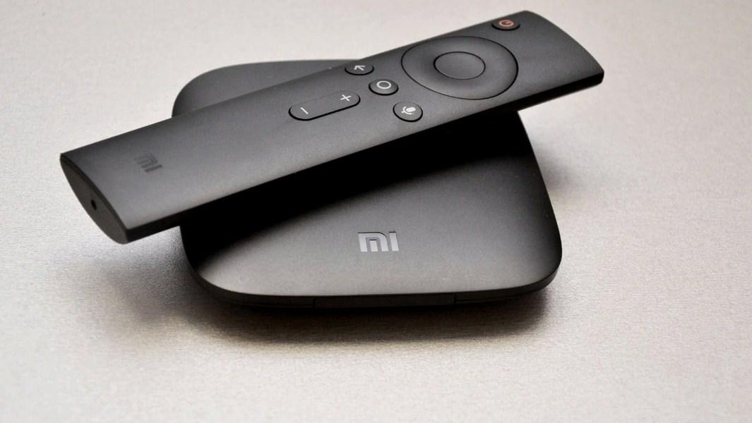 ТВ-приставка Xiaomi Mi TV Box