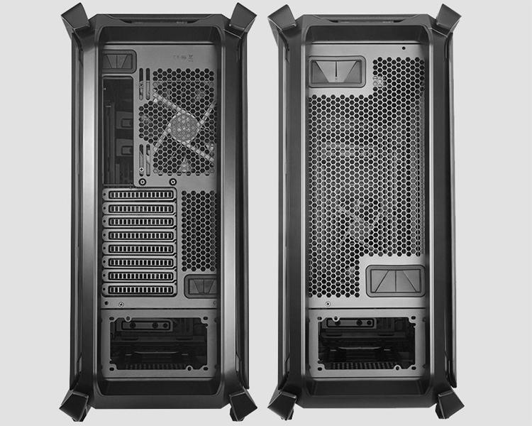 Корпус Cooler Master Cosmos C700P Black Edition