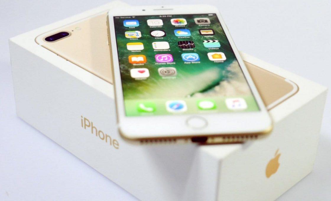 Поддельный iPhone