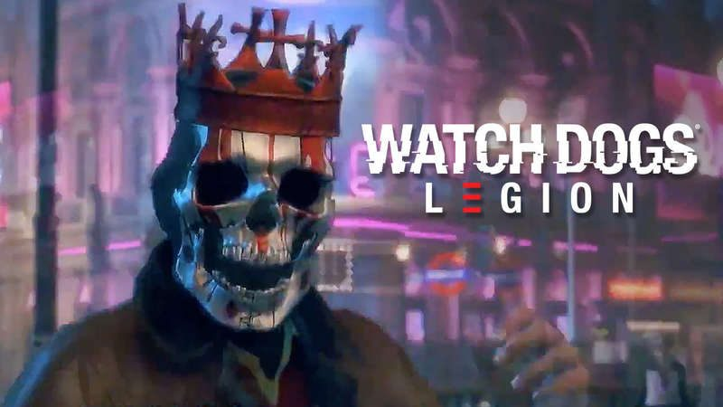 Watch Dogs Legion и двадцать сценариев