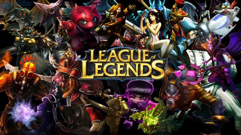 Что случилось с League of Legends?