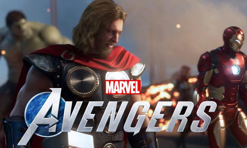 Marvel's Avengers будет настоящей гордостью компании