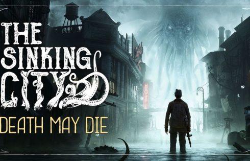 Доступно видео части прохождения The Sinking City