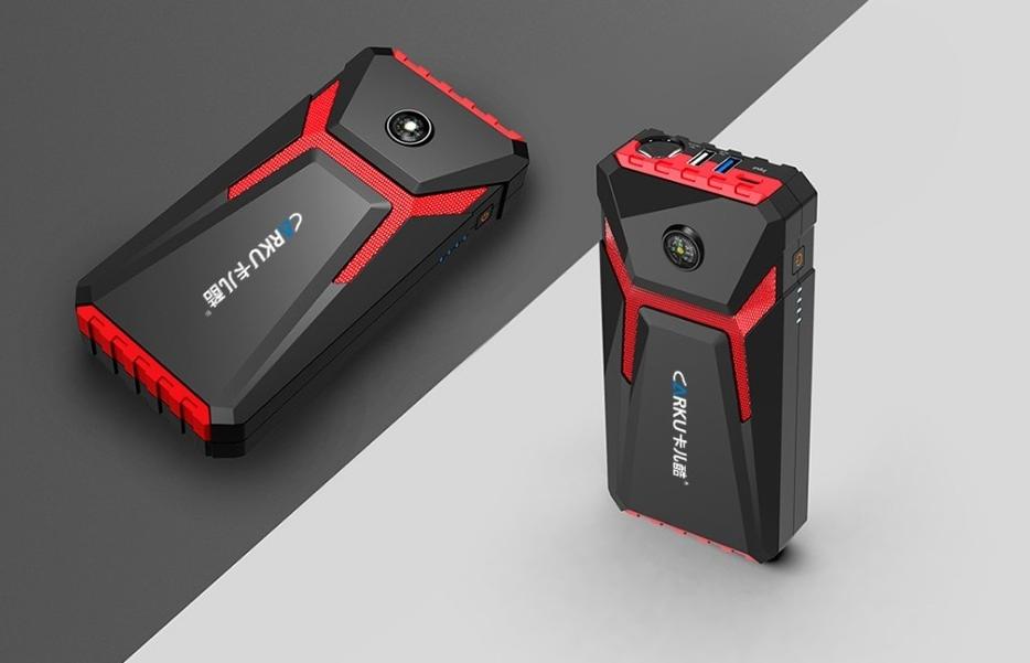 Пуско-зарядное устройство от Xiaomi