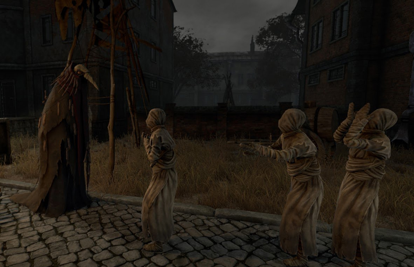 Кадр из игры Pathologic 2