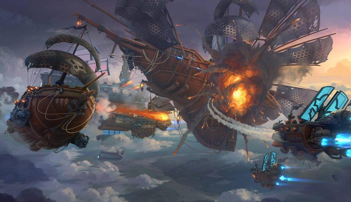 Кадр из игры Аллоды Онлайн