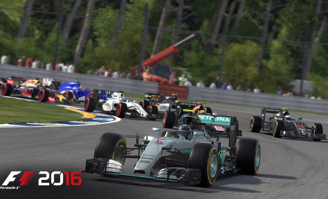 Самый разгар турнира в F1 2016