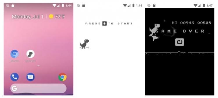 Chrome для Android-телефонов