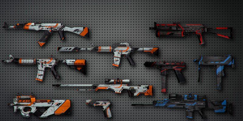 Дорогие и стильные: 6 уникальных скинов в CS:GO