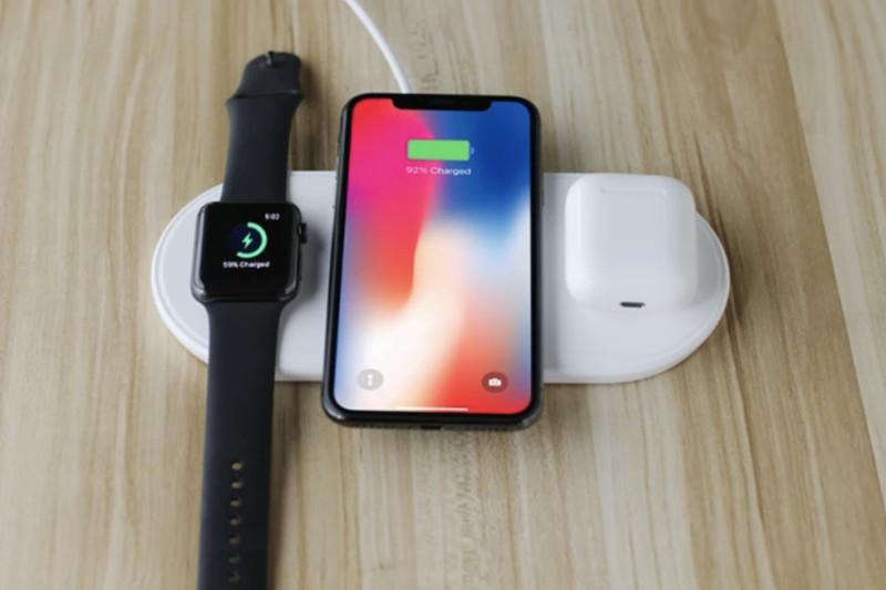 Apple зарегистрировала торговый знак AirPower
