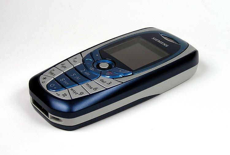 Кнопочный телефон Siemens C65