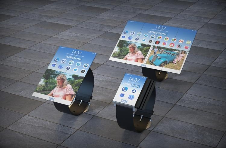 Смарт-часы от IBM