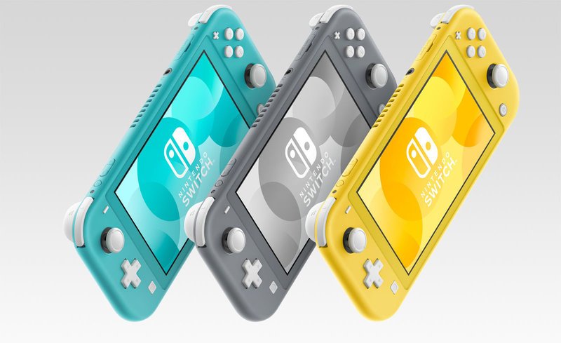 Nintendo Switch Lite: характеристики, цена и дата выхода консоли