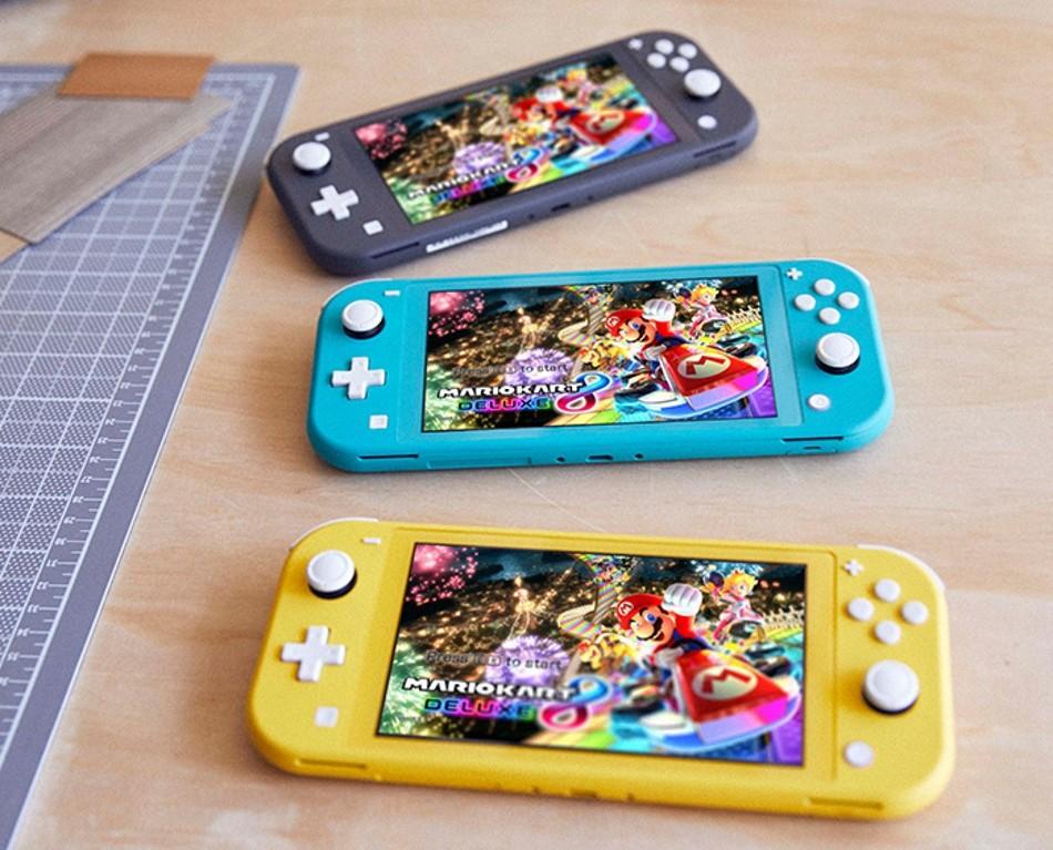 Технические характеристики Nintendo Switch Lite