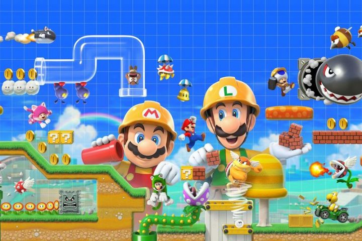 Super Mario Maker 2 — самая популярная игра июня
