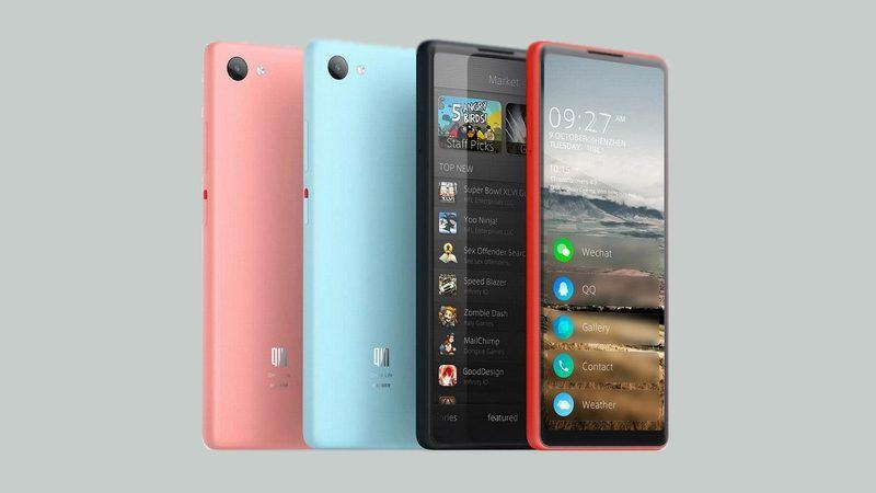 Представлен необычный смартфон Xiaomi Qin 2 по низкой цене