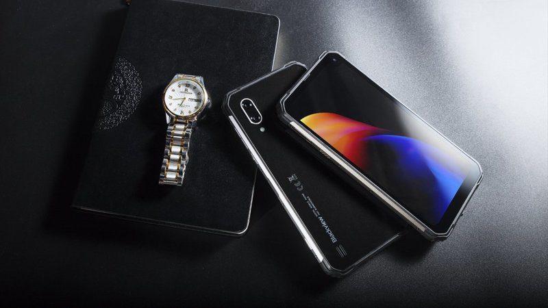 Состоялся анонс защищённого смартфона Blackview BV6100