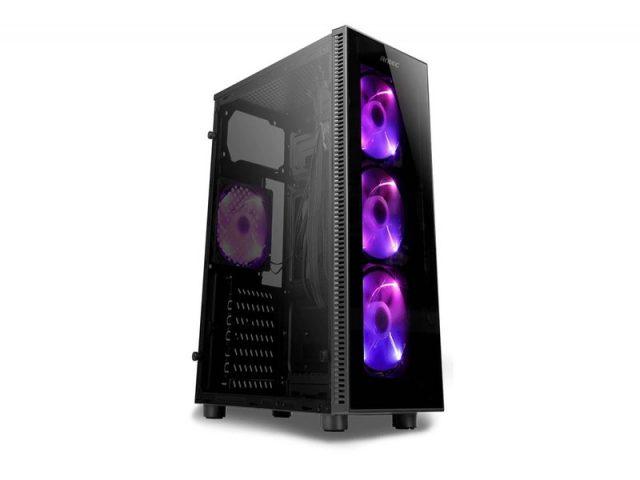 Анонсирован ПК-корпус Antec NX210 с подсветкой вентиляторов