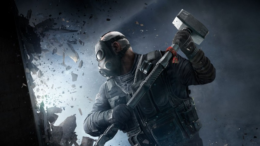 Tom Clancy`s Rainbow Six Siege