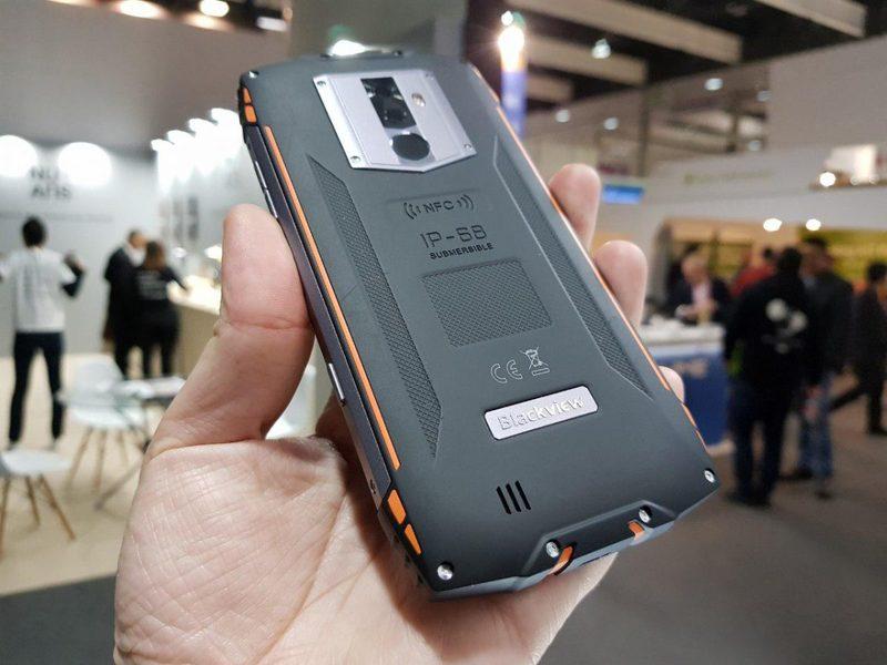 Скоро состоится анонс Blackview BV9500 Plus с максимальной защитой и ёмкой батареей