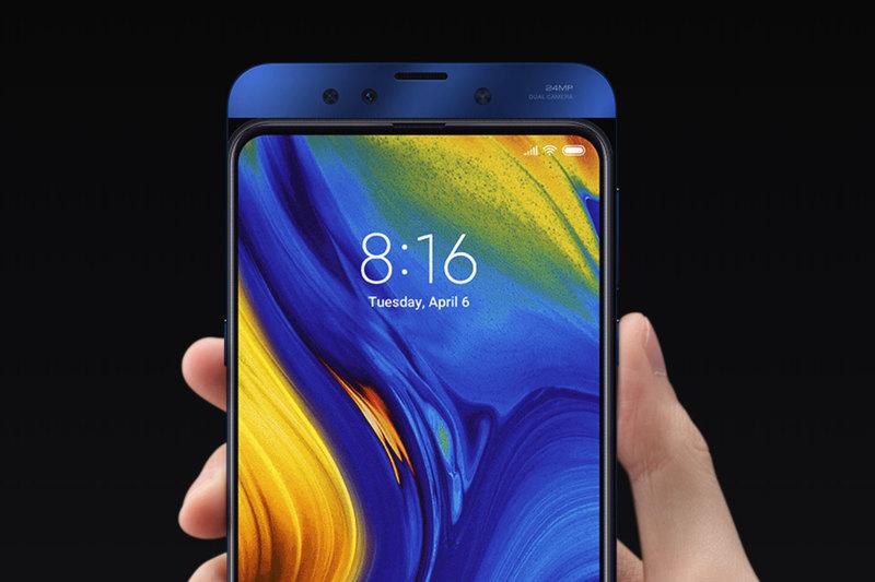 Xiaomi Mi Mix 4 — когда ждать новый флагман