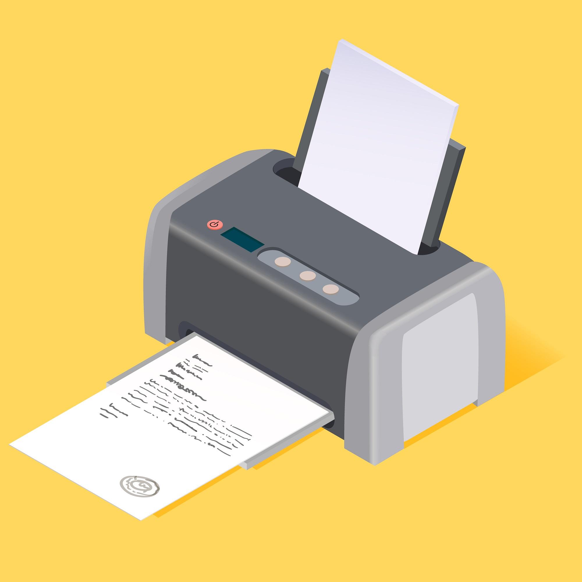 4 врага лазерного принтера