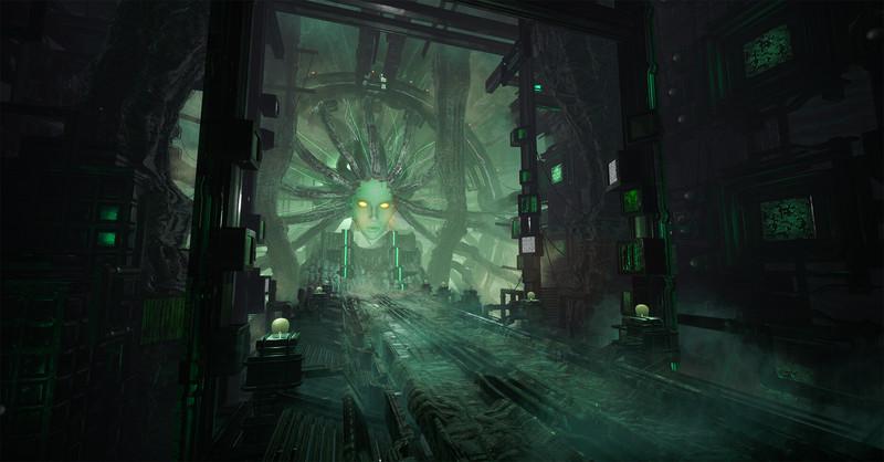 Вышел анонс игрыSystem Shock 2: Enhanced Edition