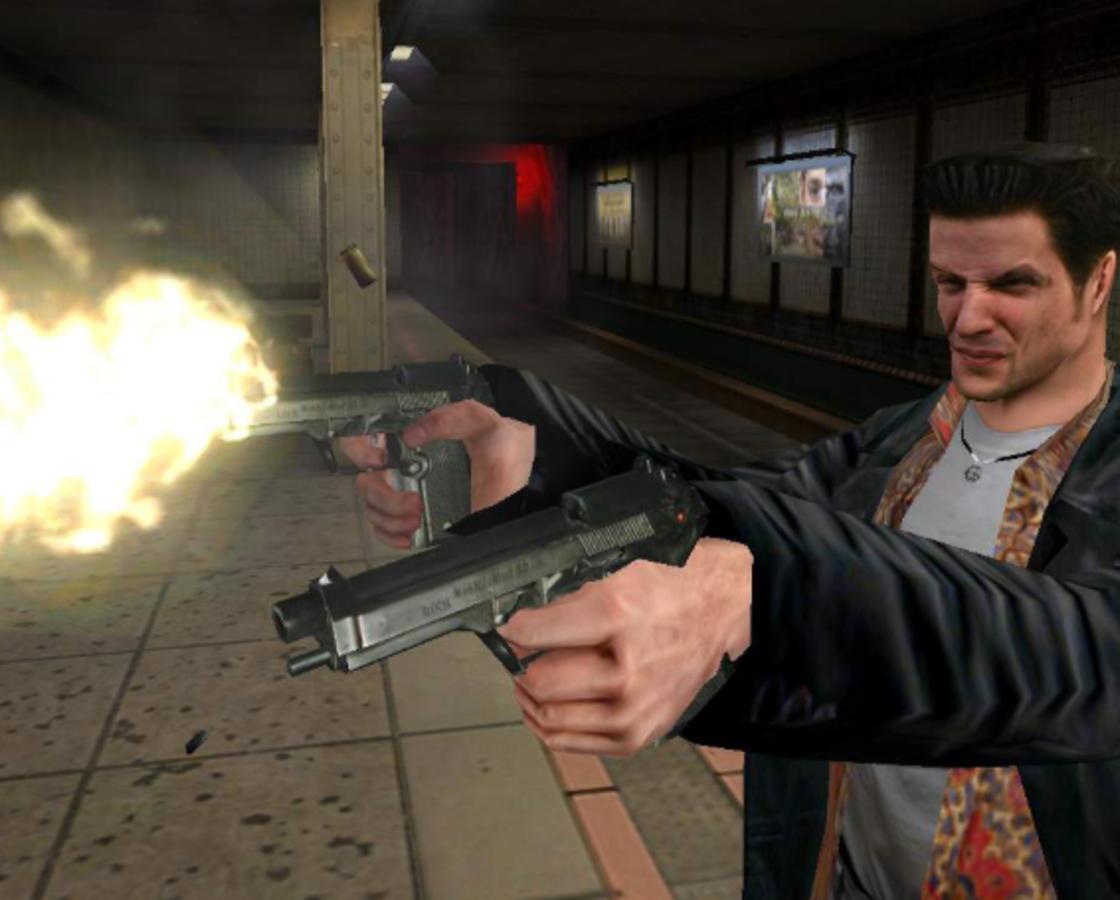 Геймплей в Max Payne