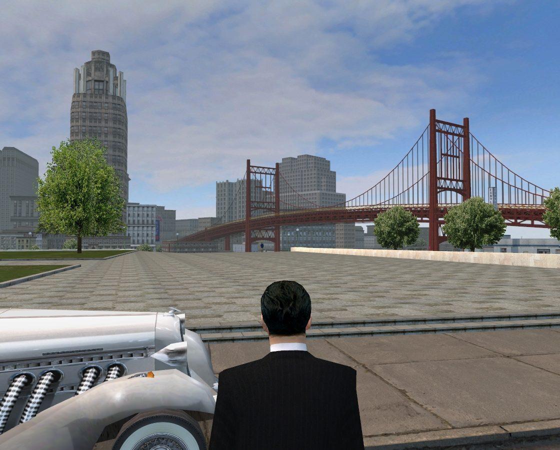 Игровой процесс в Mafia: The City of Lost Heaven